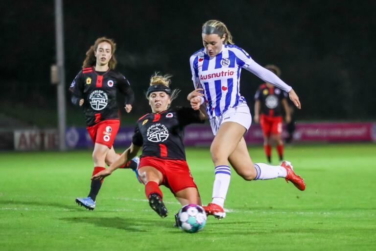 SC Heerenveen - Excelsior
