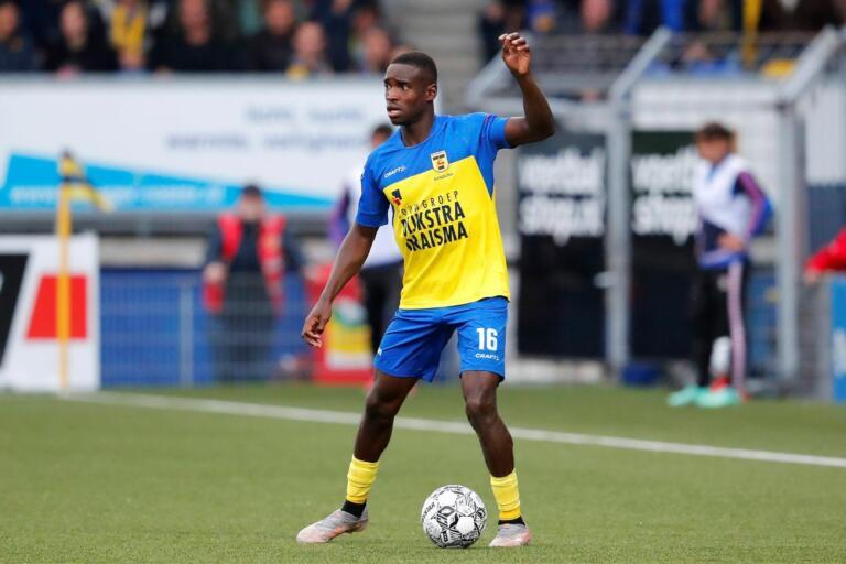 SC Cambuur-verdediger Alex Bangura
