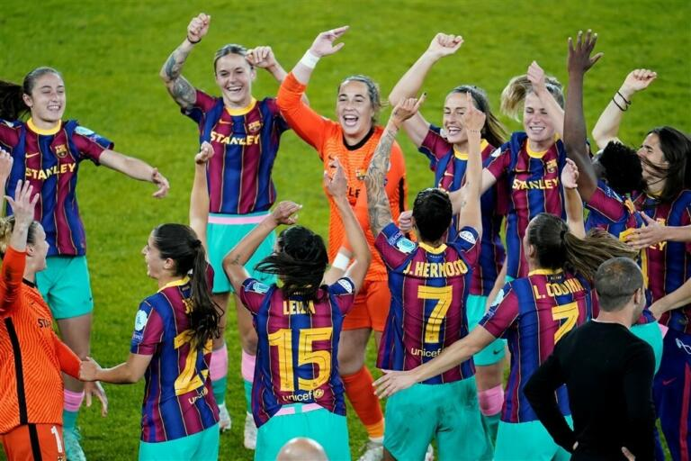 Fc barcelona feestje champions league 60a18d7421e5e