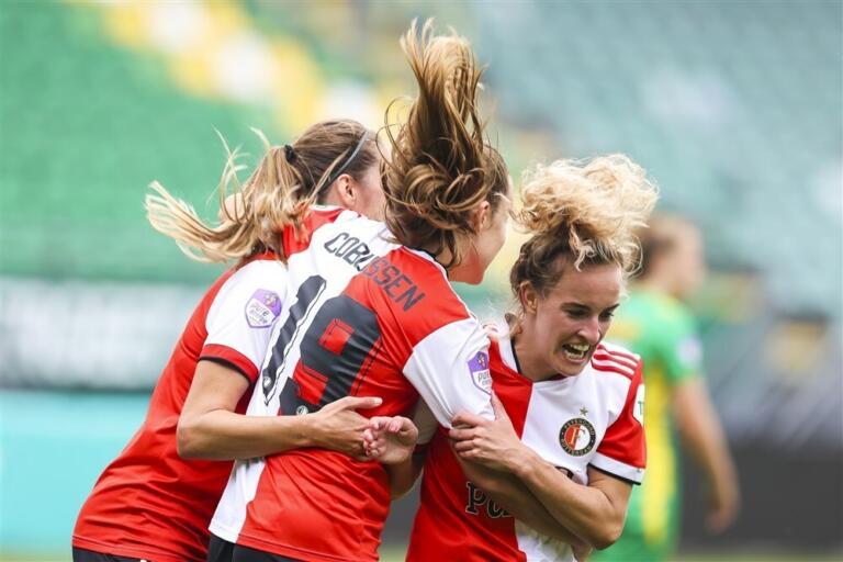 Feyenoord eerste goal sophie cobussen 612b628904d4c