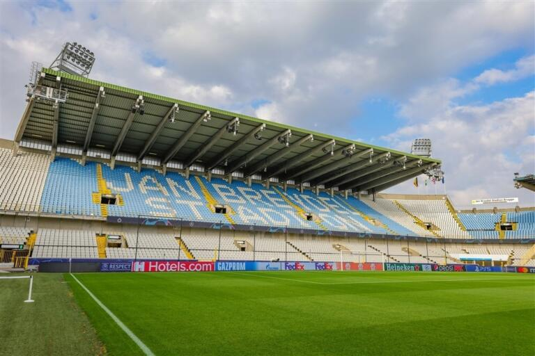 Guido De Pauw werd dinsdagavond aangevallen na het Champions League-duel tussen Club Brugge en Manchester City in het Jan Breydel Stadion