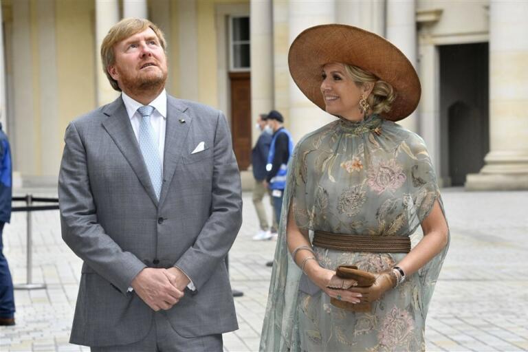 Koning willem alexander en koningin maxima 60faf98c2e779