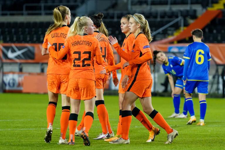 Op oranjeleeuwinnen juichen kosovo 5fc6935c885d1