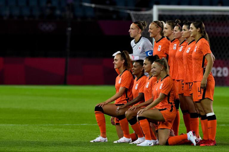 Op oranjeleeuwinnen team 60f82a904d379