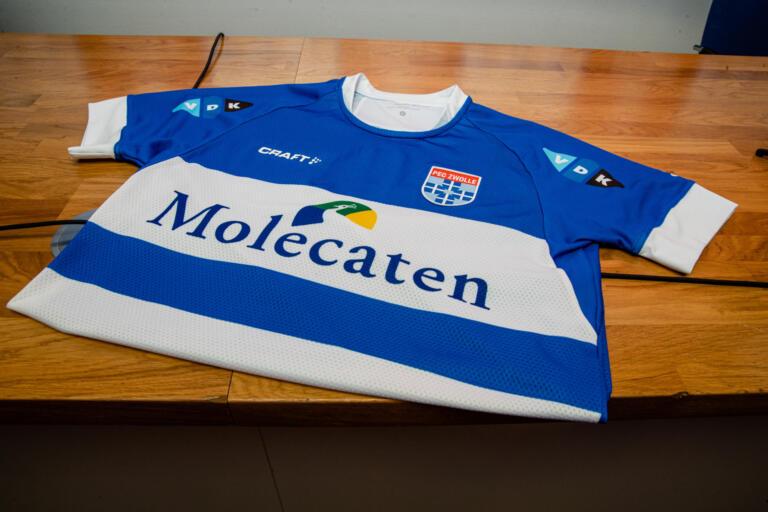 Op pec zwolle shirt logo alg 604b372901d3e